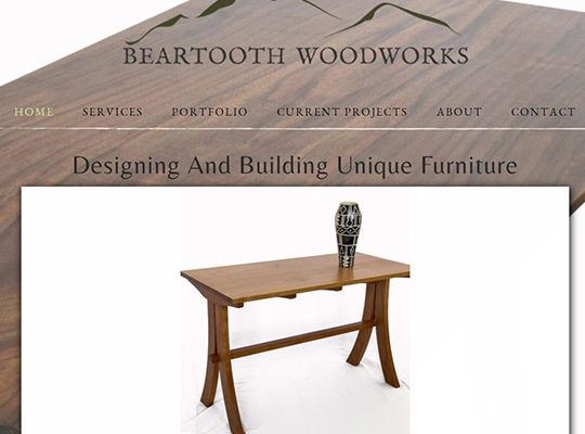 Beartooth Woodworks