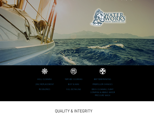 Water Works Yacht Services