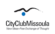 City Club of Missoula - We had fun making this site. We enjoy being a sponsor and we love their tag line: New Ideas and the Free Exchange of Thought