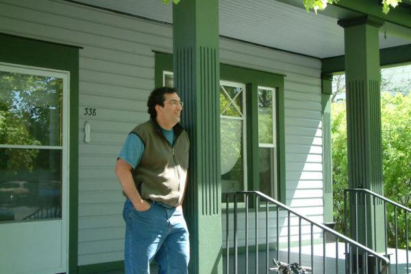head of Cedar Mountain Software