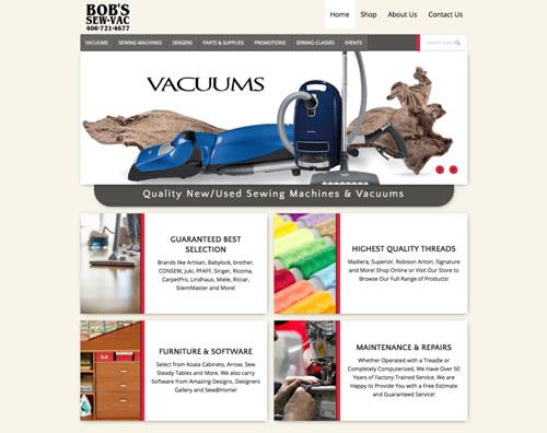 Bob's Sew Vac Center
