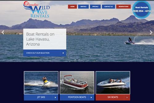 Paradise Wild Wave Boat Rentals