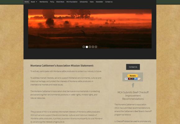 Montana Cattlemen Association