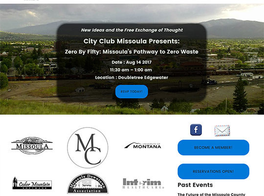City Club Missoula