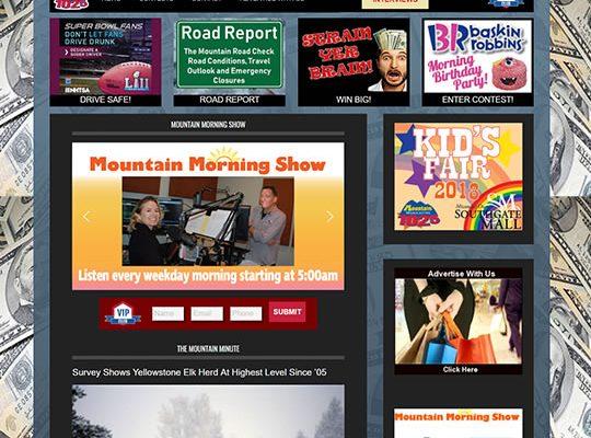 Mountain FM 102.5