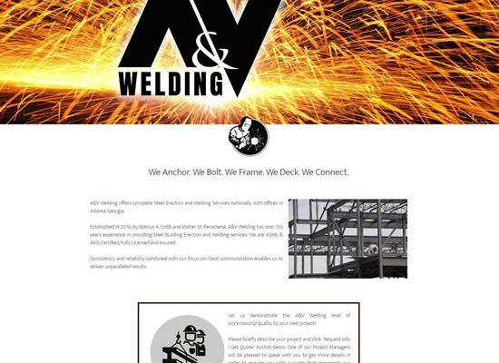 A & V Welding