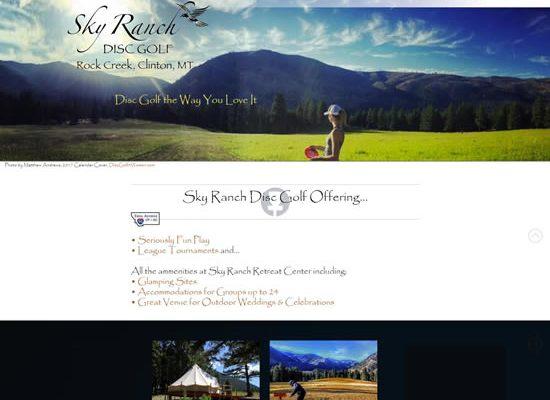 Sky Ranch Disc Golf