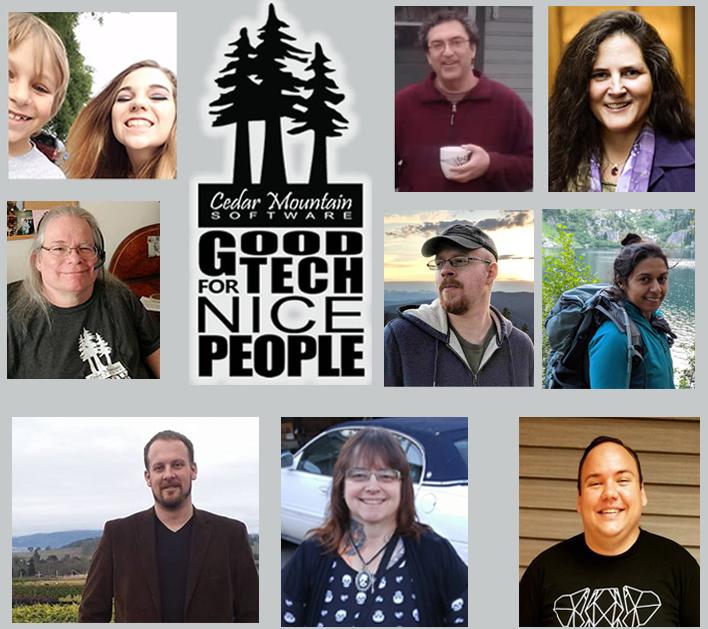 People of Cedar Mountain